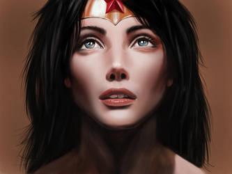 Wonder Woman Life by jmont