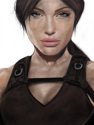 Tomb Raider by jmont