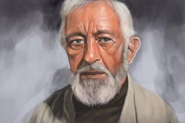 Obi Wan Kenobi by jmont