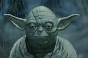 Yoda by jmont