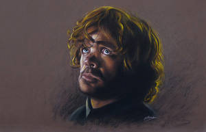 Tyrion Lannister by VasilArt