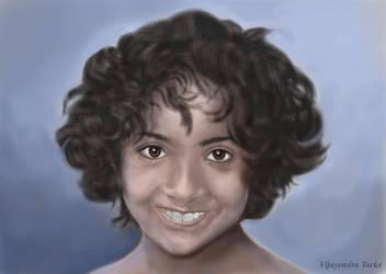 portrait by SunnyTarke