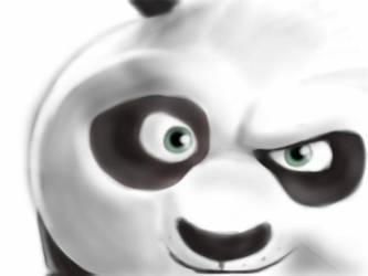 kungfu panda by SunnyTarke