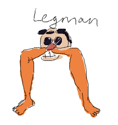 Doctor Legman by TechnoshamanArk