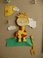 giraffe by laiwongbau