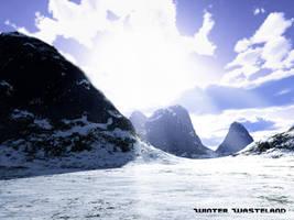 Winter Wasteland 1024X768 by yakuzatemplarlol
