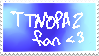 TTNopaz Fan Stamp by figgoprince