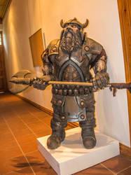 Ceramic Dwarf 3 by Mingrune