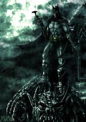 Batman by Mingrune
