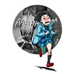 Run Mako Run by ajinda