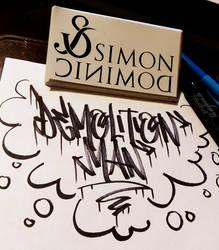 Demolition Man SMDC by flippy-do