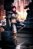 Diablo 3 - Demon Hunter 5 by LiquidCocaine-Photos