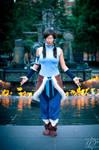 Legend of Korra - The Avatar 5 by LiquidCocaine-Photos