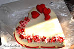 Valentine cake by Imiisek