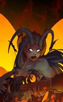Hellfire by dawnbest