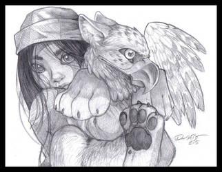 Can I Keep Him? Illustration by dawnbest