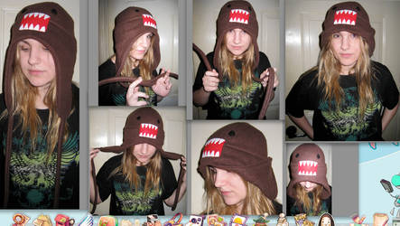 Domo Hat by StormCloude