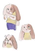 Bunny Mort by itami-salami