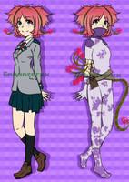 .:Fuyu Hana:. [BNHA] [NEW REF] by enhancerxx