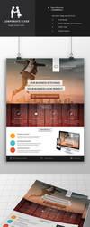 Company Advance Flyer by thinkingbetter