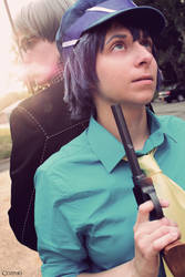 Persona 4 - Fool and Fortune by BLUEsteelProductions