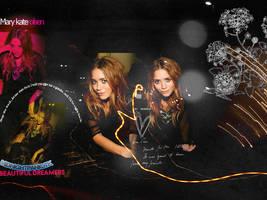 MKA olsen blend ,, collage by Affecting