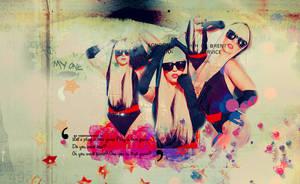 lady GaGa by Affecting