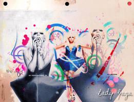Lady gaga 2 by Affecting