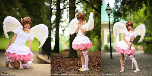 Sakura Cosplay. Squeee-- by LiL-KRN-YUNA