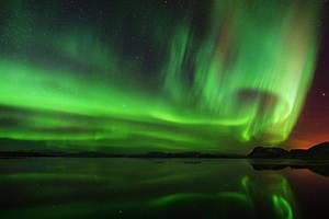 cosmic firework by MartinAmm