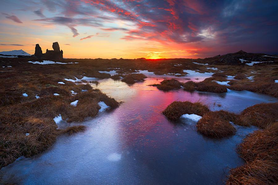 morning glow by MartinAmm