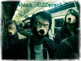 think different by bleuz