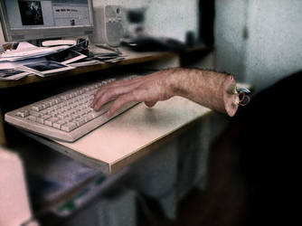 desktop by bleuz