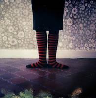 froid aux chaussettes by bleuz