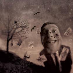 scarecrow by bleuz