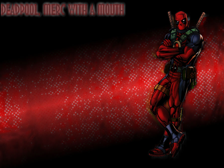 Deadpool Wallpaper By Herman Da German On Deviantart