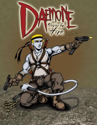 Daemone: Promo by MKBessette