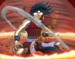 Com Ranma -Avatar State- by DesingAHV