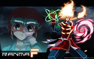 Com-The Fury of Ranma F by DesingAHV