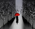 Umbrella by sonafoitova