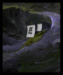 a stormy ocean-2018 by sonafoitova