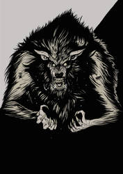 werewolf by 1ithium