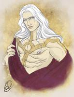 Leon-God of Creation by Lavahanje