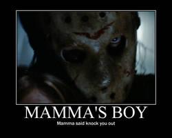 Mamma's Boy by tr4br