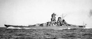 Battleship Yamato by tr4br