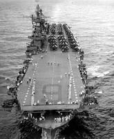 USS Enterprise CV-6 by tr4br
