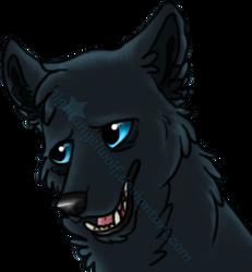 Nightra Mugshot 1-2018 by nightangelwolf