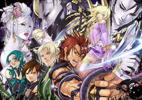 The Clan by virak