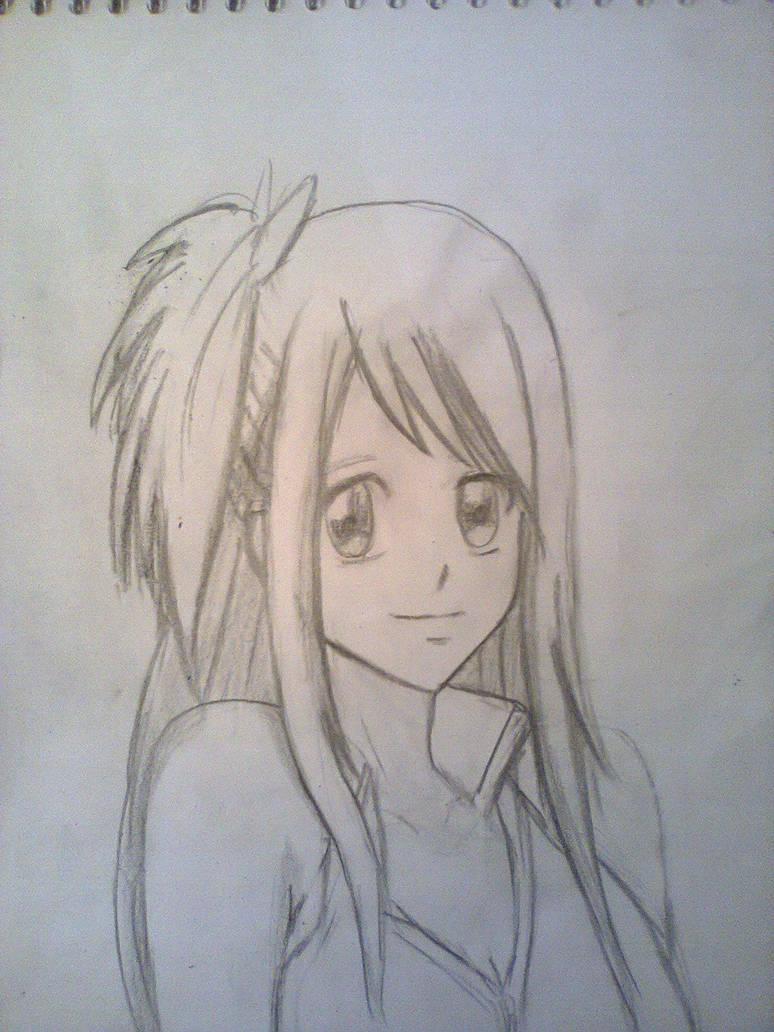 Lucy by littleblackstar345