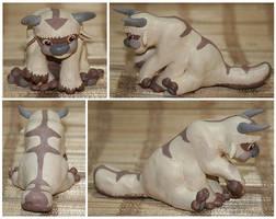 Avatar : Appa Sculpture by Nylak